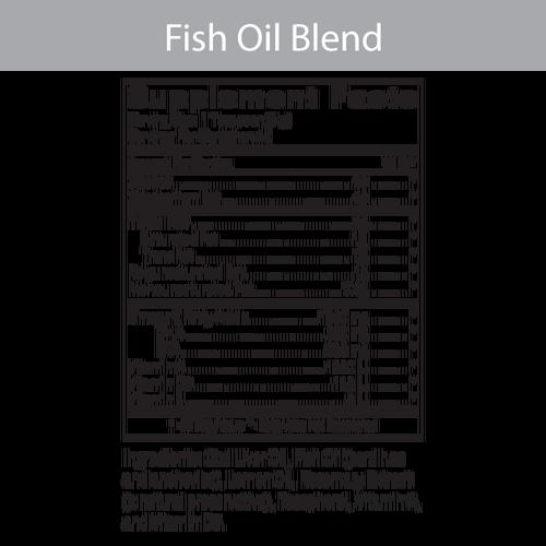 treska, sardinka, ančovička z Peru, rybí tuk, fish oil